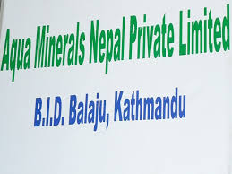 Aqua Minerals Nepal Private Limited