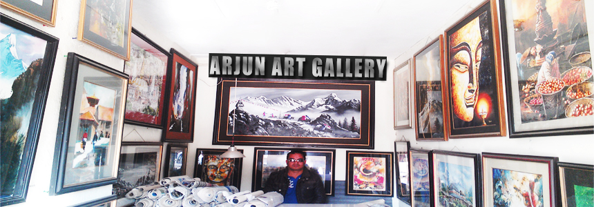 Arjun Art Gallery - Art and Handicrafts - NepalB2B