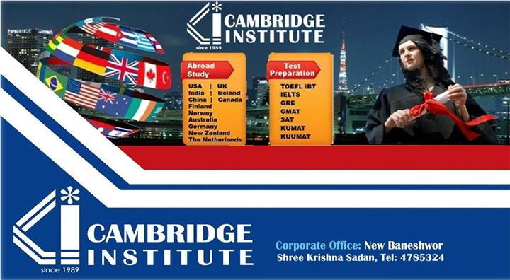 Cambridge Institute - Education and Training - NepalB2B
