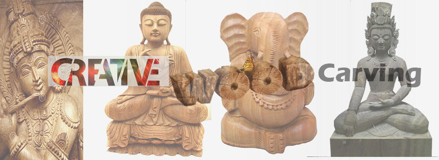 Creative Wood Carving - Art and Handicrafts - NepalB2B