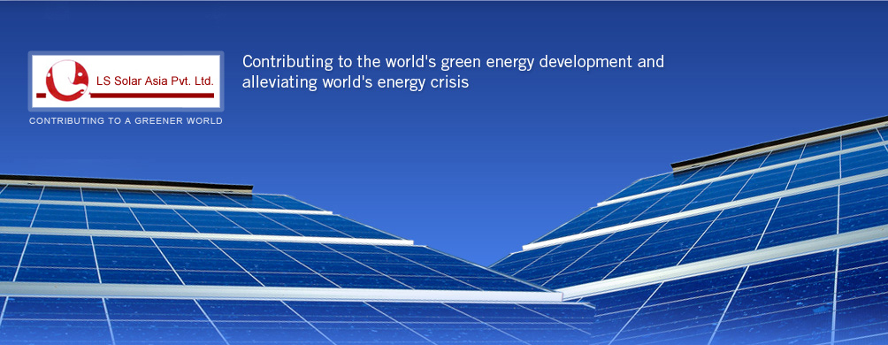 LS Solar Asia Pvt. Ltd.