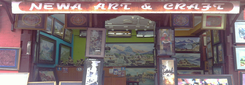 Newa Art & Craft - Art and Handicrafts - NepalB2B