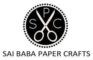 Sai Baba Paper Crafts