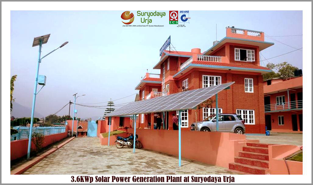 Suryodaya Urja Pvt. Ltd. - Energy and Power - NepalB2B