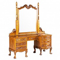 Dressing Table Set - Furniture - NepalB2B