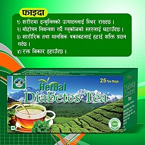 A - One Diabetes Tea - Agriculture and Animal Products - NepalB2B