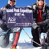 Island Peak Adventure - Travel and Trekking - NepalB2B
