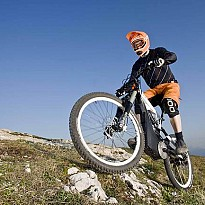 Kathmandu Valley Rim Biking - Travel and Trekking - NepalB2B