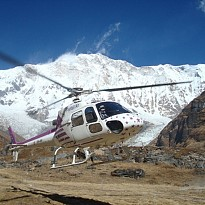 Helicopter Tour in Nepal - Travel and Trekking - NepalB2B