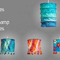 Lampshades - Paper and Paper Crafts - NepalB2B