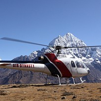 Helicopter Tours in Nepal - Travel and Trekking - NepalB2B