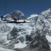 Mountain Flight in Nepal - Travel and Trekking - NepalB2B