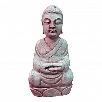 Lotus Buddha Statue - Art and Handicrafts - NepalB2B