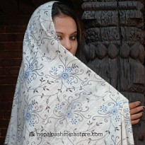Printed Pashmina Shawl - Apparel and Garments - NepalB2B