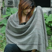 Cashmere Stole - Apparel and Garments - NepalB2B