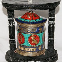 PRAYER WHEELS - Art and Handicrafts - NepalB2B