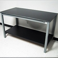 Metallic Study Table - Metals and Equipments - NepalB2B