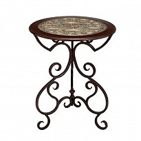 Metallic Tea Table - Metals and Equipments - NepalB2B