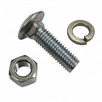 Nut and Bolt - Metals and Equipments - NepalB2B