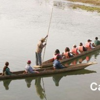 Canoe Ride - Travel and Trekking - NepalB2B