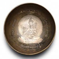 Buddha Carving Bowl - Art and Handicrafts - NepalB2B