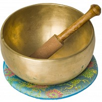 Singing Bowl and Mallet - Art and Handicrafts - NepalB2B