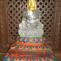 CRYSTAL BUDDHA - Art and Handicrafts - NepalB2B