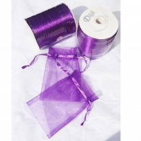 MEDIUM BAGS & POUCHES-PURPLE - Art and Handicrafts - NepalB2B