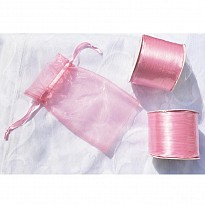 LARGE BAGS & POUCHES-PINK - Art and Handicrafts - NepalB2B
