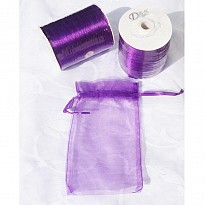 LARGE BAGS & POUCHES-PURPLE - Art and Handicrafts - NepalB2B