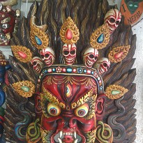 Kaal Bhairav - Art and Handicrafts - NepalB2B