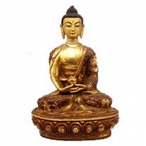 Meditating Buddha - Art and Handicrafts - NepalB2B