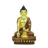 Gold plated Buddha - Art and Handicrafts - NepalB2B