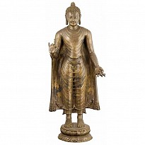 Standing Buddha - Art and Handicrafts - NepalB2B