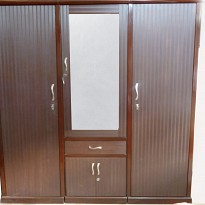 Wooden Wardrobe - Furniture - NepalB2B