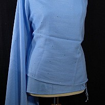 Pashmina with Swarovski Crystal - Apparel and Garments - NepalB2B