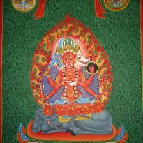 Barahi Thangka - Art and Handicrafts - NepalB2B
