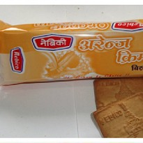 Nebico Orange Cream Biscuit - Food and Beverages - NepalB2B