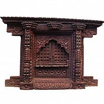 Wooden Windows - Art and Handicrafts - NepalB2B