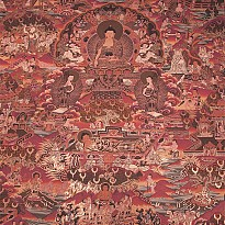 Thangka Paintings - Art and Handicrafts - NepalB2B