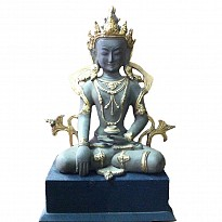 Crown Buddha - Art and Handicrafts - NepalB2B