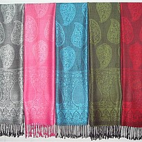 Shawls and Pashmina Kashmir Products - Apparel and Garments - Art and Handicrafts - NepalB2B