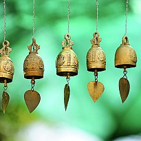 Temple Bells (Tempel Glocken) - Apparel and Garments - Art and Handicrafts - NepalB2B