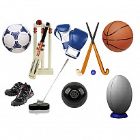 Sports Equipments - Paper and Paper Crafts - NepalB2B