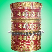 Prayer Wheel (Mane) - Art and Handicrafts - NepalB2B