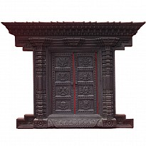 Door Window - Art and Handicrafts - NepalB2B