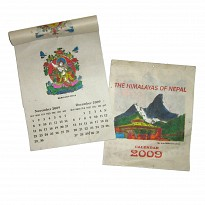 Calender - Art and Handicrafts - Paper and Paper Crafts - NepalB2B