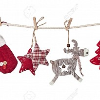 Christmas Hangings - Art and Handicrafts - NepalB2B