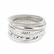 Silver Bangles - Art and Handicrafts - NepalB2B