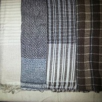 Solid Color woolen Shawls - Apparel and Garments - NepalB2B